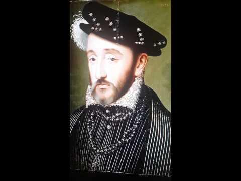 Генрих II 1547—1559 Henri II Valois