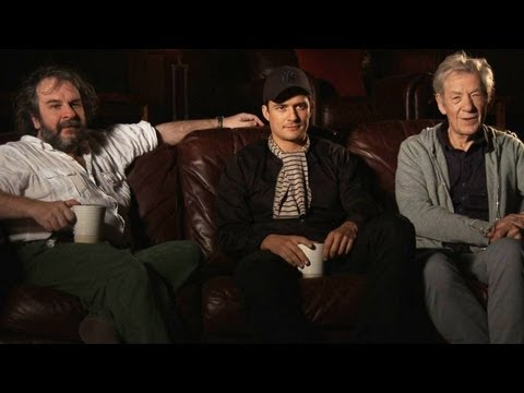 peter - Join PETER JACKSON, ORLANDO BLOOM & SIR IAN MCKELLEN this Sunday, June 23 at 6pm ET as they host a special presentation of THE LORD OF THE RINGS: THE TWO TOW...
