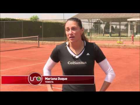 Mariana duque | Noticias de sus partidos en WTA y más