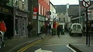 A quick car ride through 100 towns of Ireland in alphabetical order..Abbeyfeale, Abbeyleix, Adare, Ardee, Ashbourne, Athenry, Athlone, Athy, Abbeyfeale,Balbriggan, Ballina (Co. Clare), Ballinasloe, Ballyvaughan, Baltinglass, Barna, Birr, Boyle, Bray, Buttevan,t Carlow,Carrick on Shannon, Castlebar, Castleisland, Celbridge, Charleville, Claremorris, Clifden, Collooney, Cork,  Croom, Doolin, Dublin,  Dunboyne ,Dungarvan, Dunshaughlin, Edenderry, Ennis, Enniscorthy, Galway, Glenbeigh, Gorey, Gort, Graiguenamana, Greystones, Kells, Kilbeggan, Kilcock, Kilcoole, Kilkee, Kilkenny, Killarney, Killorglin, Kilrush, Kiltimagh, Kinvara, Leixlip, Limerick, Listowel, Longford, Loughrea, Mallow, Maynooth, Milltown Malbay, Moate, Mountbellew, Mulhuddart, Mullingar, Nenagh, Newcastle West, Newtownmountkennedy, Oranmore, Patrickswell, Piltown, Portumna, Rochfortbridge, Roscommon, Salthill, Skerries, Sligo, Tralee, Trim, Tuam, Tullamore, Tyrrellspass, Waterford... Music thanks to  http://instrumentalsfree.com/.......Videos copyright of http://www.vidireland.com