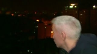 Video Bomb explodes near Anderson Cooper during live report from Gaza MP3, 3GP, MP4, WEBM, AVI, FLV April 2018
