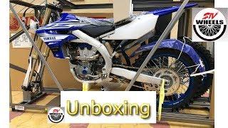 10. UNBOXING 2019 Yamaha YZ250F