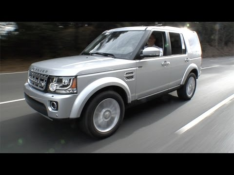 LR4 - http://cnet.co/1t7bzjO The 2014 Land Rover LR4 is the last of the chunky, square Land Rover left in North America. Let's see if it can still mix stylish eleg...