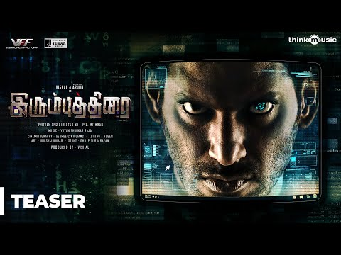 Irumbuthirai trailer of upcoming telugu movie
