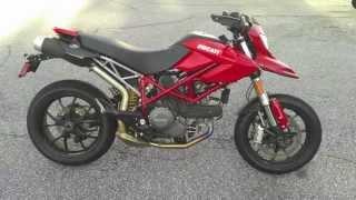 10. 2012 Ducati Hypermotard 796