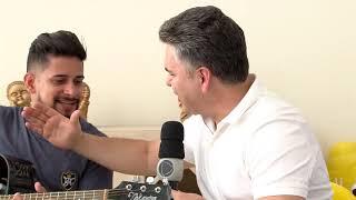 Entrevista com o cantor Felipe Marques - Visita Record