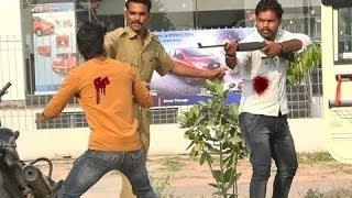 Video Fake Police Prank | Bhasad News | Pranks in India MP3, 3GP, MP4, WEBM, AVI, FLV Maret 2018