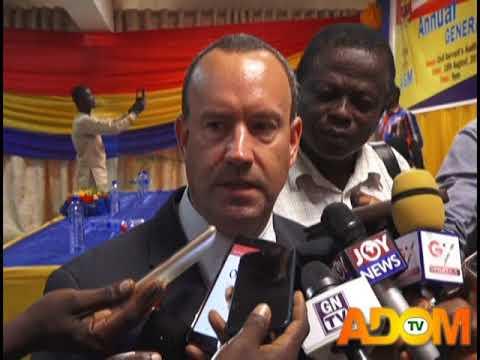 Badwam Sports on Adom TV (16-8-18) (видео)