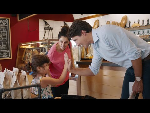 Justin Trudeau - Choose Forward