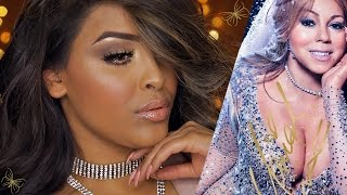 Video MAC X Mariah Carey XMAS Collection Mariah Inspired Full Makeup Tutorial| N1kk1sSecr3t MP3, 3GP, MP4, WEBM, AVI, FLV September 2018