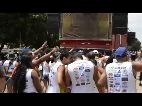 Carnaval em Natal 2015: saída do bloco Liga na Folia (08.fev.2015)