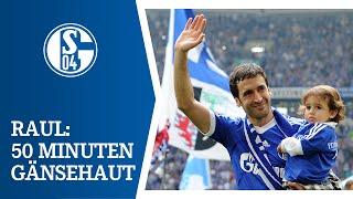 Raúls Abschied von den Schalke-Fans