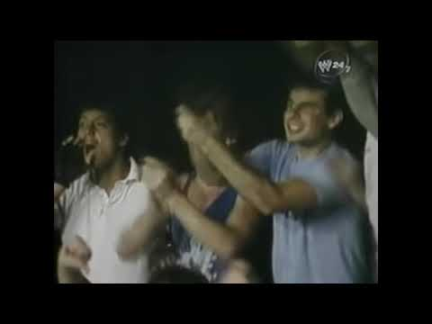 Ric Flair vs Jobber Rocky King NWA 1985