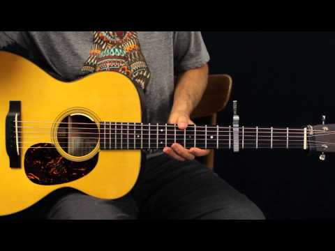 How To Play - Somewhere Over The Rainbow - IZ  - Easy Strumming Song - Acoustic Guitar Lesson