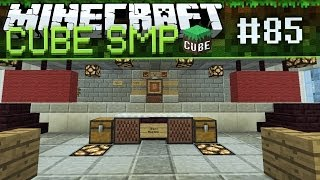 Minecraft Cube SMP: The Silent Auction! - Ep 85