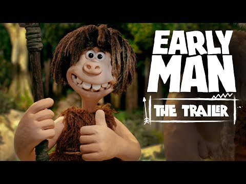 Early Man Official Trailer