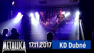 Video Metallica Czech Tribute Band- Dubné