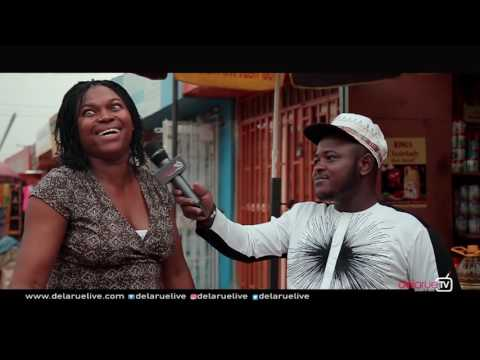 Is yam a fruit in Nigeria?  DelarueTV | Street'ish