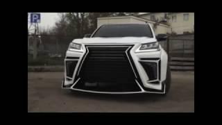 Lexus LX570 в обвесе Verge