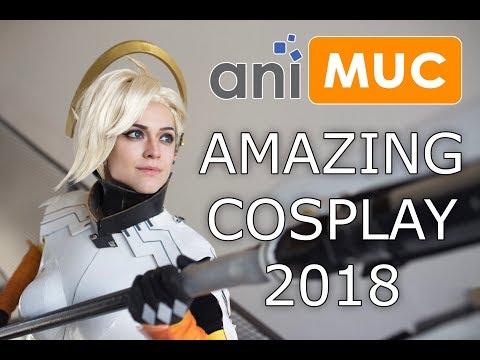 Animuc 2018 - Amazing Cosplay