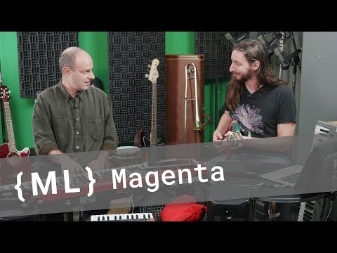 Magenta's AI Jam: Making Music with TensorFlow Models