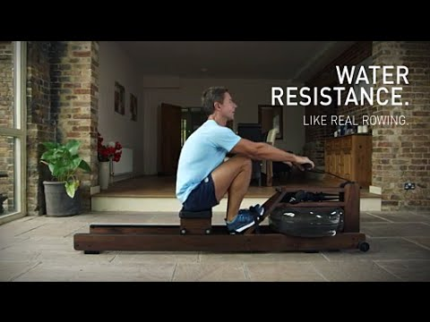Waterrower m1 hirise rowing machine with s4 monitor - Waterrower house of cards ...