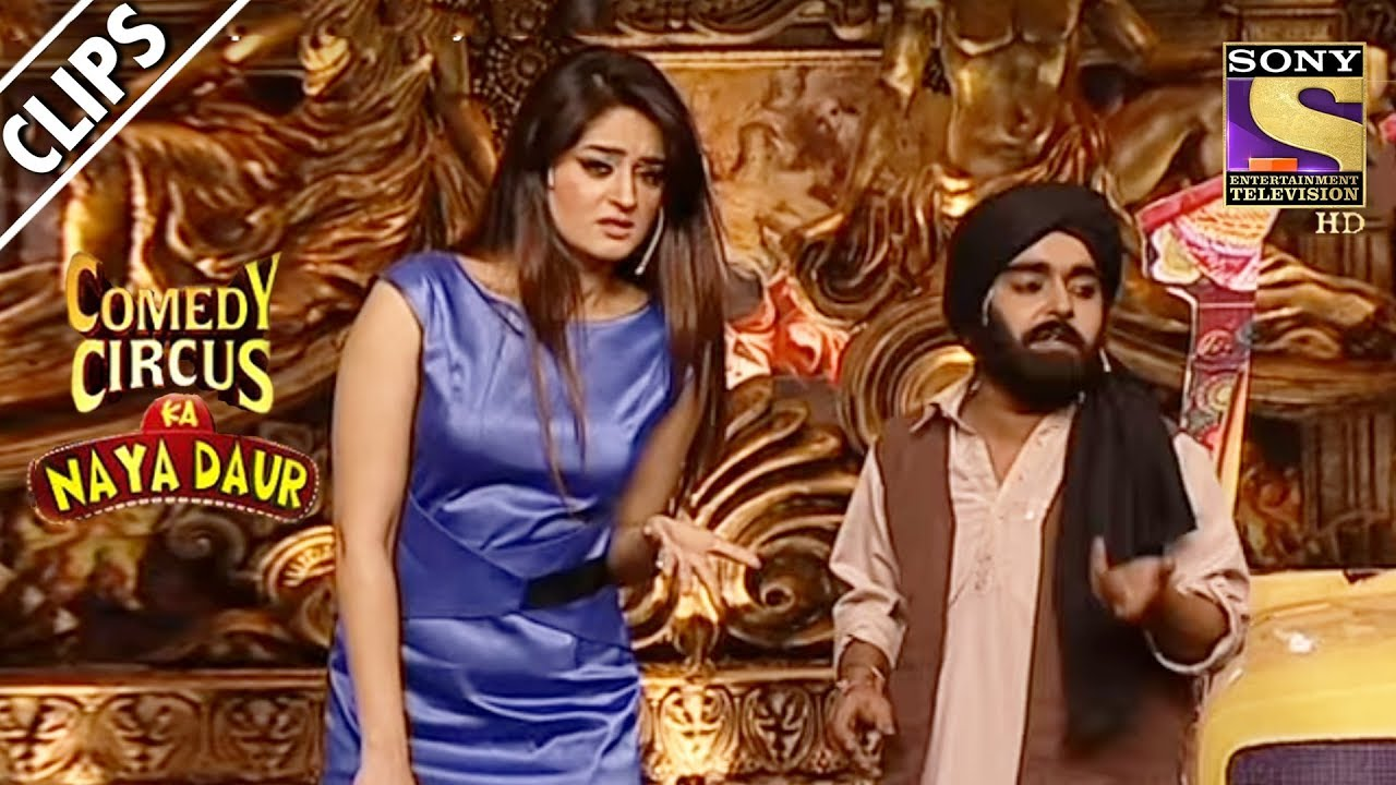 Suri Plays A Driver  | Comedy Circus Ka Naya Daur