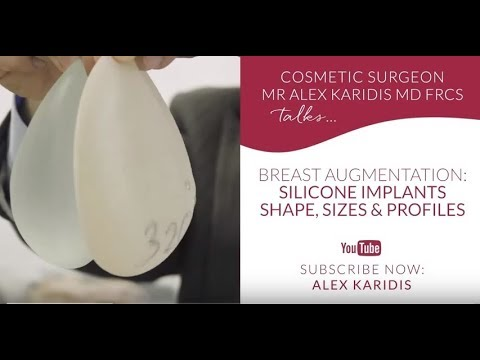 Breast augmentation: shapes, sizes and profiles