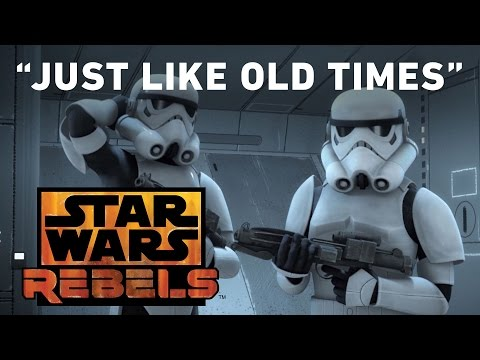 Star Wars Rebels 2.09 (Clip)