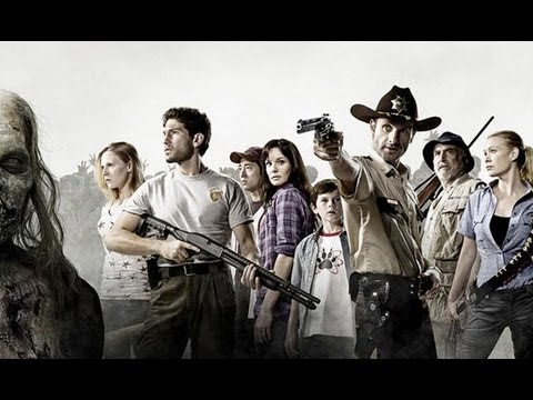 The Walking Dead Season 2 (Comic-Con Promo)