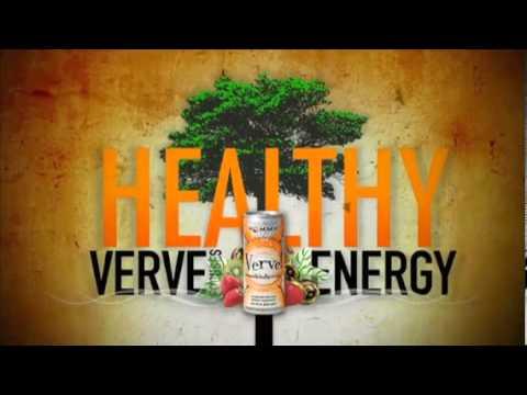 Verve! - Der GESUNDE Energydrink