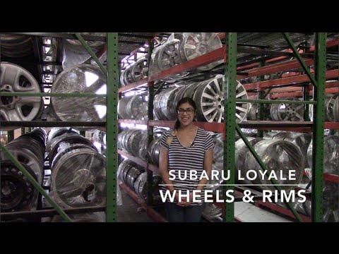 Factory Original Subaru Loyale Wheels & Subaru Loyale Rims – OriginalWheels.com