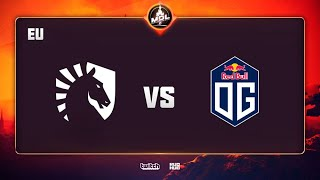 Team Liquid vs OG, MDL Disneyland® Paris Major EU QL, bo3, game 3 [GodHunt & Smile]