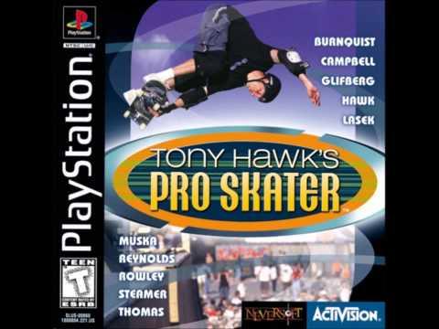 tony hawk pro skater playstation rom