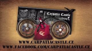 Video Carpatia Castle - CD Černé století - 2016 - (OFFICIAL)