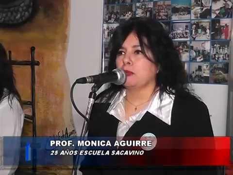 25 AÑOS DOÑA ANITA – Monica Aguirre