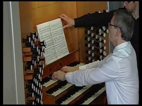 C.-M. Widor: Symphonie op. 42/6, g-Moll, 3. Satz: Intermezzo