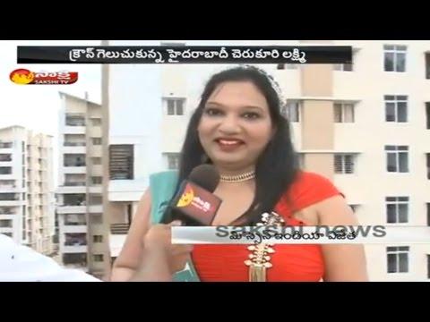 Misses India Cherukuri Lakshmi Face to Face - Watch Exclusive