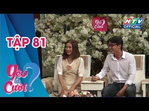 YÊU LÀ CƯỚI | Đôi vợ chồng nên duyên từ Bạn muốn hẹn hò | YLC #81 FULL | 18/5/2019 - Thời lượng: 15 phút.