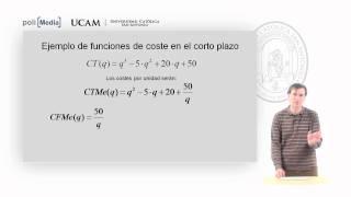 Microeconomía II - El Coste De La Producción (11) - Alfonso Rosa