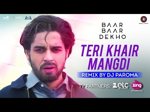 Teri Khair Mangdi Dj Paroma Remix [OST by Bilal Saeed]
