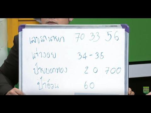 เลขเด็ดทั่วไทย 16 ธ.ค. 59 | 15-12-59 | ข่าวใส่ไข่ | ThairathTV