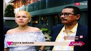 Video Keluarga Dihina saat Hamil Tua, Nikita Mirzani Gencar Polisikan Hater - iSeleb 26/03 MP3, 3GP, MP4, WEBM, AVI, FLV Juni 2019