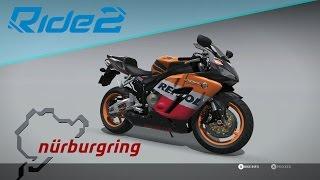 6. Ride 2 - 2005 Honda CBR1000RR @Nurburgring