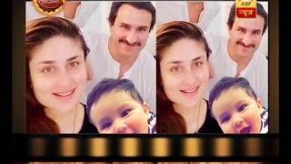 Check out cute family picture of Saif Ali Khan and Kareena Kapoor Khan