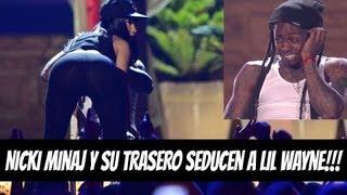 Nicki Minaj y Su Trasero Seducen a Lil Wayne