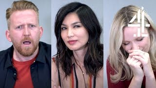 Video Humans Cast Do The Human Test (Shocking Results) MP3, 3GP, MP4, WEBM, AVI, FLV Agustus 2018