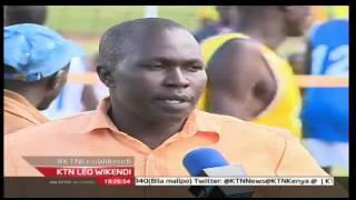 KTN Leo Wikendi 27th August 2016 - Mashindano Ya Shule Za Upili Zang'oa Nanga Eldoret