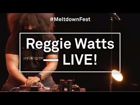 Live Music Show - Reggie Watts at Yoko Ono Meltdown