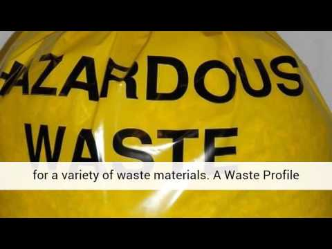 Hazardous Waste Disposal New York City